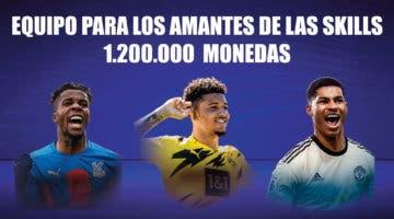Imagen de FIFA 21: equipo para los amantes de las filigranas por  1.200.000 monedas