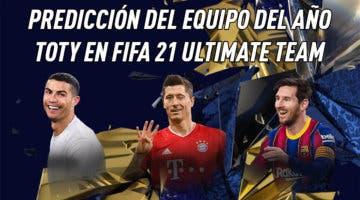 Imagen de FIFA 21: predicción del TOTY (Equipo del Año)