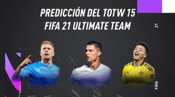 Imagen de FIFA 21: predicción del Equipo de la Semana (TOTW) 15