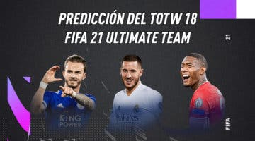 Imagen de FIFA 21: predicción del Equipo de la Semana (TOTW) 18
