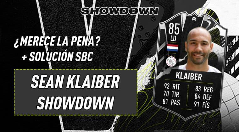 Imagen de FIFA 21: ¿Merece la pena Sean Klaiber Showdown? + Solución del SBC