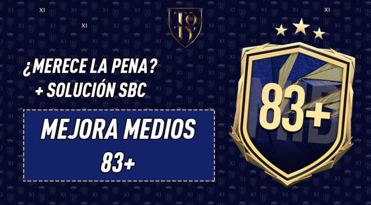 "Imagen de FIFA 21: ¿Merece la pena el SBC ""Mejora de centrocampista 83+""?"