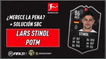 Imagen de FIFA 21: ¿Merece la pena Lars Stindl POTM? + Solución del SBC