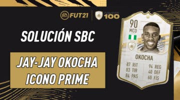 Imagen de FIFA 21: solución al SBC de Jay-Jay Okocha Icono Prime