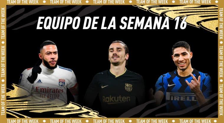 Imagen de FIFA 21: este es el Equipo de la Semana (TOTW 16) + Andrich Estrella de Plata free to play