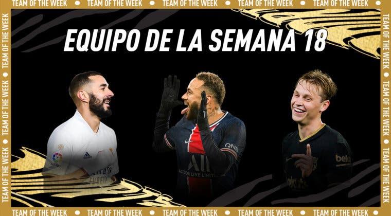 Imagen de FIFA 21: este es el Equipo de la Semana (TOTW 18) + Jahanbakhsh Estrella de Plata free to play