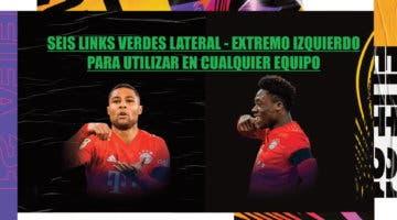 Imagen de FIFA 21: seis links verdes interesantes LI-EI para usar en cualquier plantilla