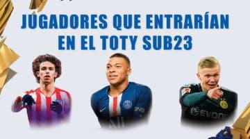 Imagen de FIFA 21: ¿Qué jugadores podrían formar parte del supuesto TOTY Sub23?