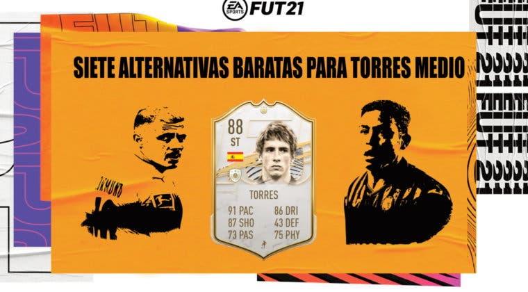 Imagen de FIFA 21: siete alternativas baratas para Fernando Torres Icono Medio