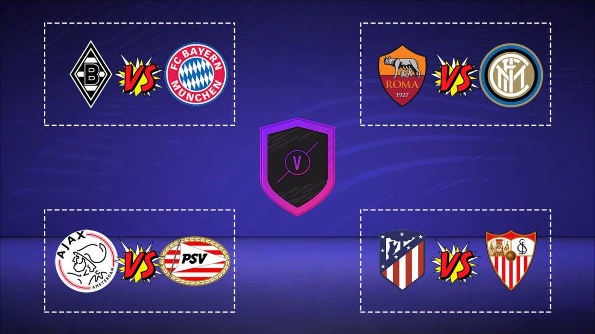 FIFA 21 Ultimate Team Predicción Partidos de Marquesina 07-01-2021