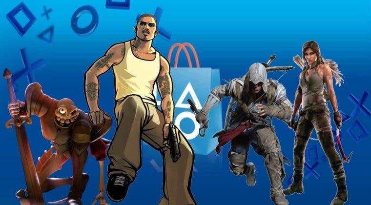 Imagen de PS Store está de rebajas con descuentos de hasta el 85% en juegos de PS4