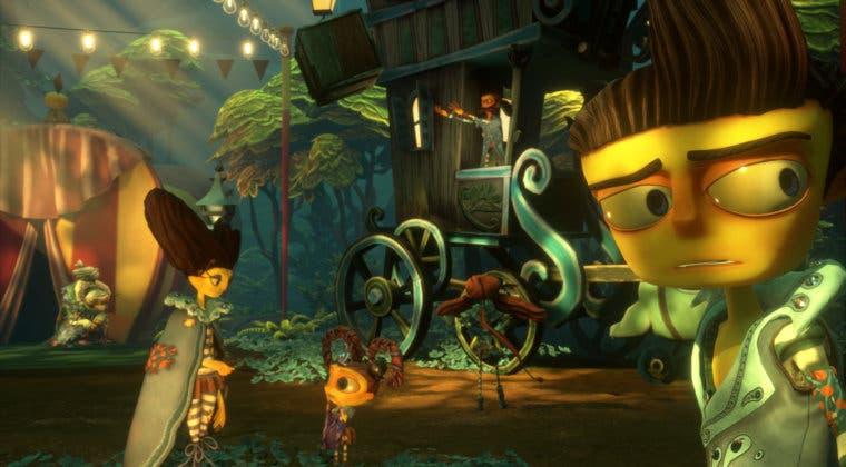 Imagen de Psychonauts 2 está cerca de culminar su desarrollo; Double Fine no hará crunch para terminarlo