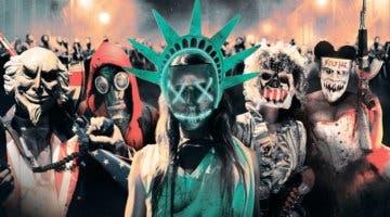 Imagen de Primer y aterrador vistazo a la nueva película de La Purga