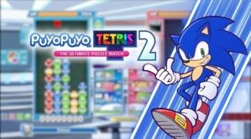 Imagen de Puyo Puyo Tetris 2 incorpora a Sonic y a otros tres personajes controlables