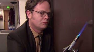 Imagen de The Office parodia Matrix en esta espectacular escena nunca vista