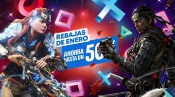 Imagen de PS Store recibe la segunda oleada de las Rebajas de Enero con descuentos en juegos de PS4 y PS5