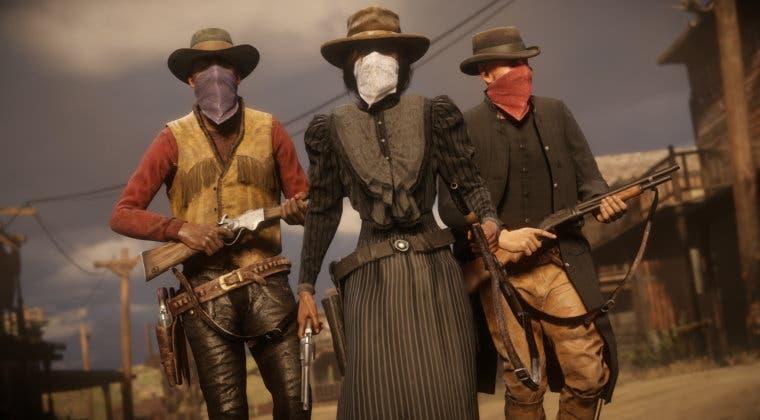 Imagen de Se encuentran indicios de que los Golpes llegarán a Red Dead Online