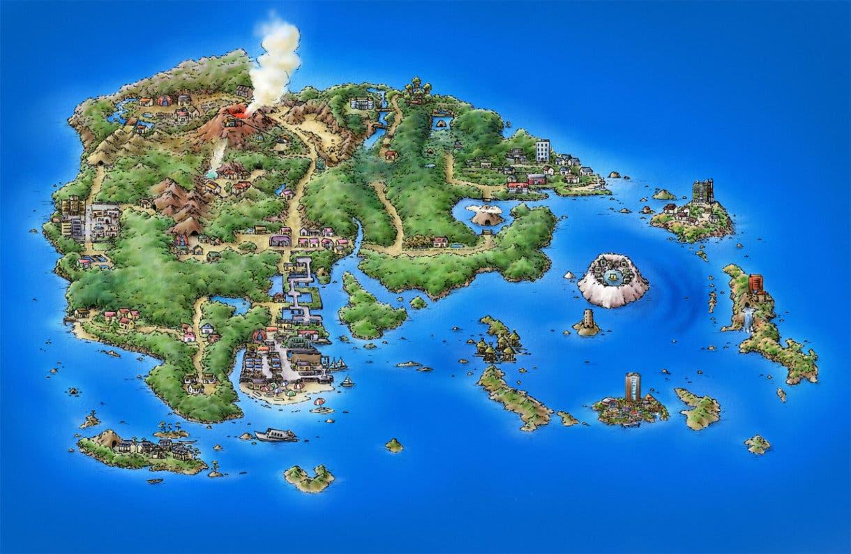 Region Hoenn Pokemon