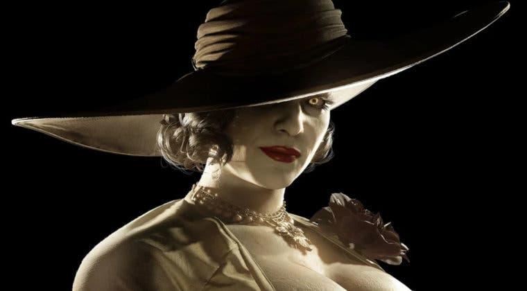 Imagen de Lady Dimitrescu, la vampira de Resident Evil 8, cobra vida con este espectacular cosplay