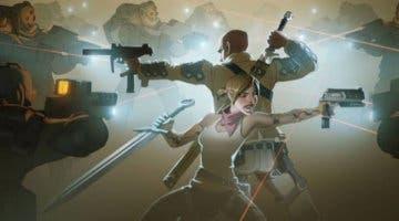 Imagen de Surgen nuevos artes conceptuales de Revolver, el sucesor espiritual cancelado de Jade Empire