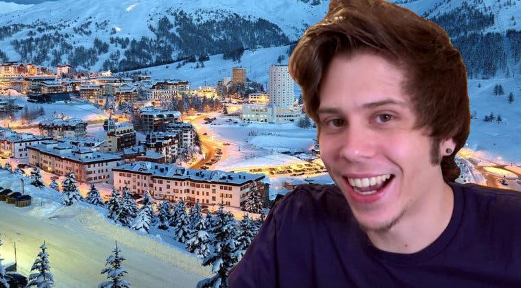 Imagen de El extenso comunicado del Rubius ante las críticas por su ida a Andorra