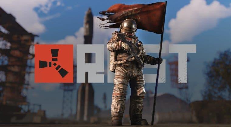 Imagen de Filtrado el primer gameplay de Rust en su versión de consolas