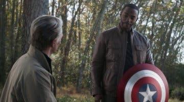 Imagen de Falcon y Soldado de Invierno: Anthony Mackie desconoce si será el nuevo Capitán América