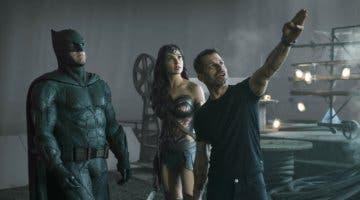 Imagen de Liga de la Justicia 2: Zack Snyder no cree que Warner Bros quiera contar con él