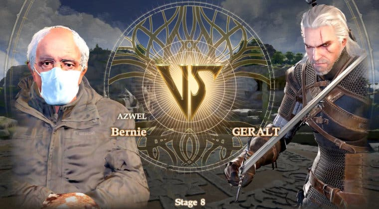 Imagen de Bernie Sanders 'se cuela' en SoulCalibur VI gracias a un mod