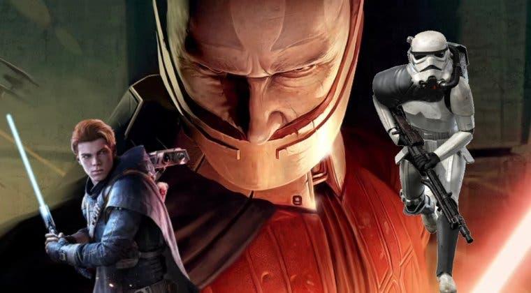 Imagen de Un nuevo KOTOR, Fallen Order 2 y Battlefront III; así sería el 2021 de Star Wars en videojuegos