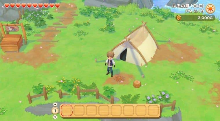 Imagen de Story of Seasons: Pioneers of Olive Town se alza como el juego más vendido de la semana en Japón