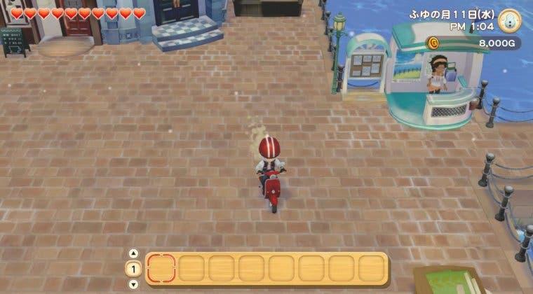 Imagen de Story of Seasons: Pioneers of Olive Town se deja ver en más de 40 minutos de gameplay