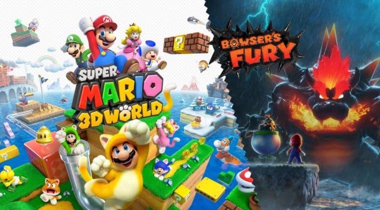 Imagen de Super Mario 3D World + Bowser's Fury muestra sus novedades en un extenso tráiler: modo online y más