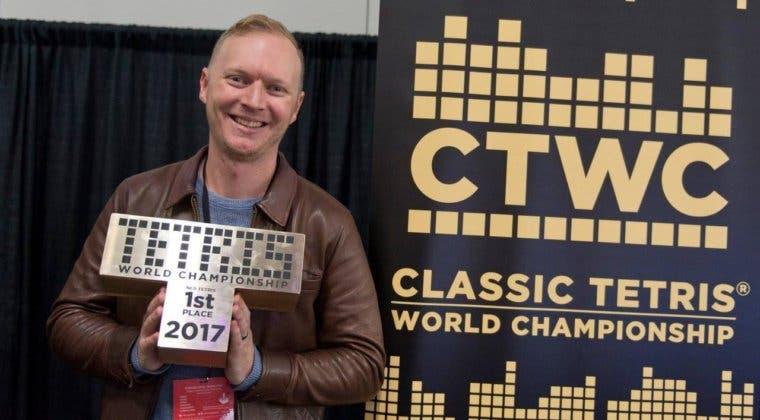 Imagen de Fallece Jonas Neubauer, siete veces campeón del mundo de Tetris