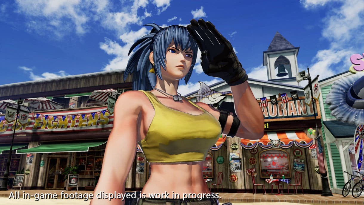 the king of fighters xv 2