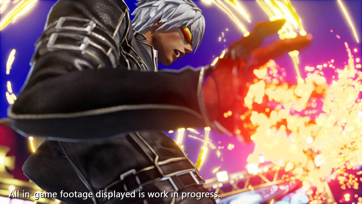 the king of fighters xv 3