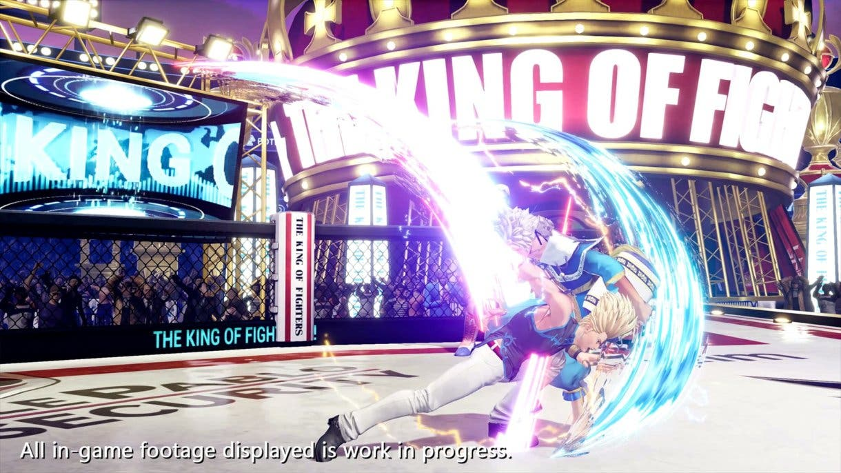 the king of fighters xv 4 3