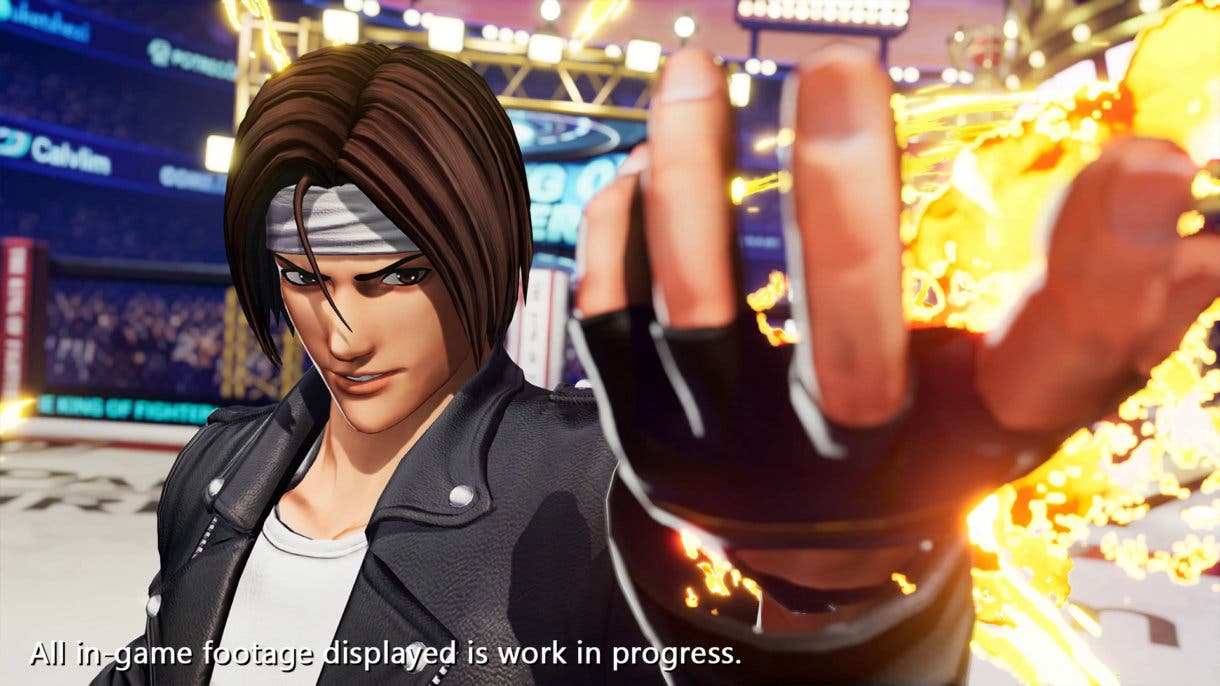 the king of fighters xv 5