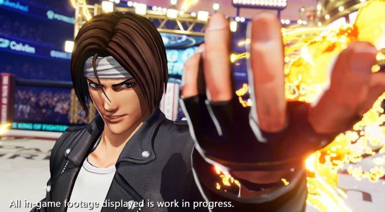 Imagen de The King of Fighters XV se retrasa; no llegará hasta 2022