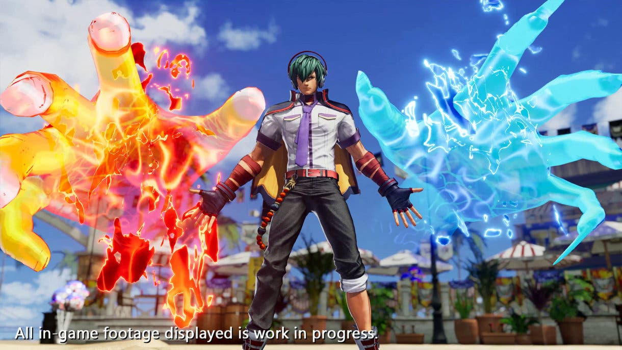 the king of fighters xv 6