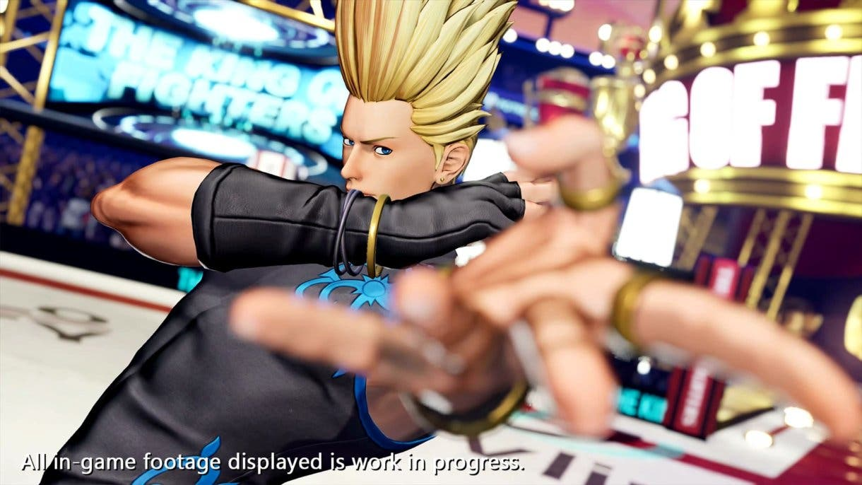 the king of fighters xv 6 3