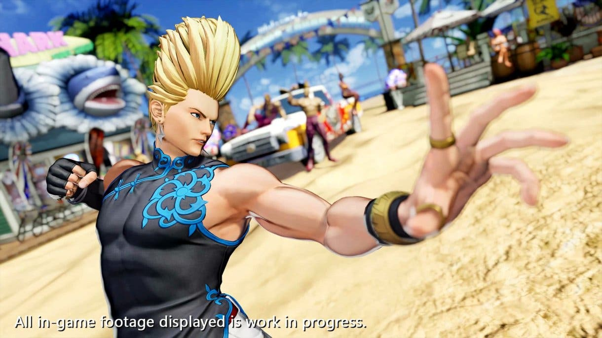 the king of fighters xv 7 2 1