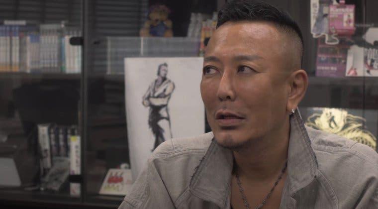 Imagen de Toshihiro Nagoshi abandonará su puesto de CCO para ser director creativo en SEGA