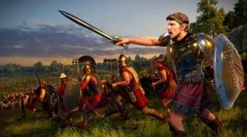 Imagen de Áyax y Diomedes protagonizan el nuevo DLC de Total War Saga: TROY