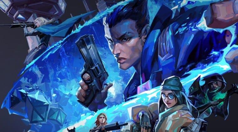 Imagen de Valorant filtra el nombre, aspecto y habilidades de su nuevo agente 14