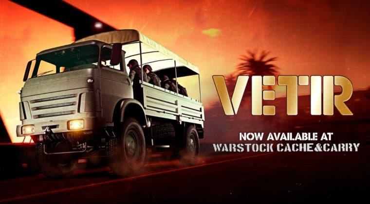 Imagen de GTA Online recibe un nuevo camión militar, el Vetir; recompensas triples y más