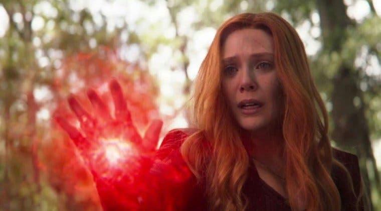 Imagen de Bruja Escarlata y Visión: Wanda podría tener los poderes de dos Gemas del Infinito