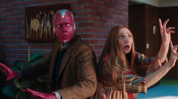 Imagen de Bruja Escarlata y Visión: todas las referencias al Universo Marvel del capítulo 3