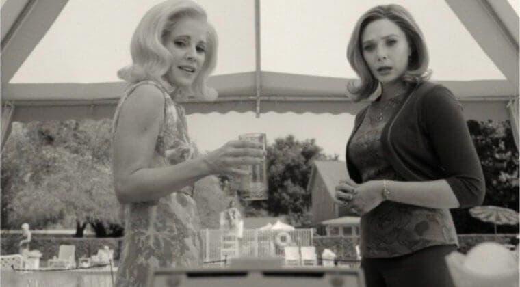 Imagen de Bruja Escarlata y Visión: ¿quiénes son en realidad los vecinos de Wanda?