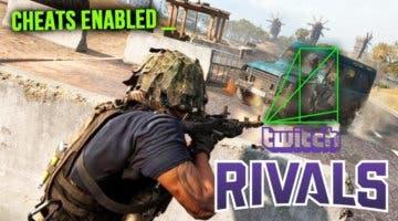 Imagen de Drama en Twitch Rivals; un equipo de Warzone es pillado haciendo trampas en un torneo profesional